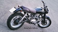 Moto Guzzi Scrambler 350 by Norred Moto Collection