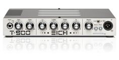 Eich Amplification T 900 compact Bass Amplification::, class D, lightweight :: Basses, Amps,:: For sale, UK, EU, Bassdirect, On offer, EU, Warwick made in Germany