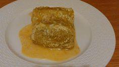 Συνταγές από το Σεντούκι της Γιαγιάς: Κολοκυθάκια γεμιστά αυγολέμονο French Toast, Breakfast, Food, Morning Coffee, Meal, Essen, Hoods, Meals, Morning Breakfast