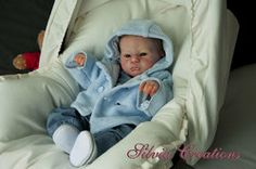 Reborn Lillebror by Silvia Creations