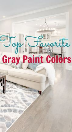 I have posted many times my favorite gray colors, which grays topaint when home staging, myfavorite gray paint colors from 2014, or evenmaster bedroom gray paint colors, oh, wait, my favorite was the best grays I used whenpainting the entire EXTERIOR of a home. But, I realized that I never really take the time to …