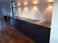 Kitchen Lighting, Lighting Design, Bathtub, Lights, Bathroom, Kitchens, Indirect Lighting, Light Design, Standing Bath