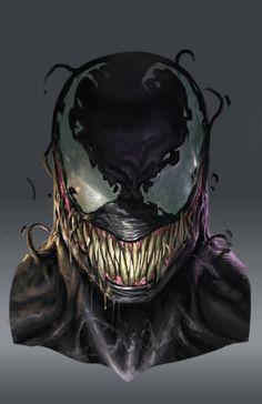 ArtStation - We Are Venom!, Brian Fajardo