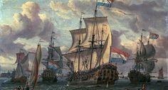 Welkom aan boord! Rangen en functies aan boord van een VOC-schip