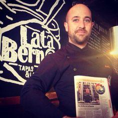 Juanjo en Lata Bern@