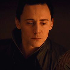 Imagine Loki promised to watch you while you sleep after you had a nightmare.