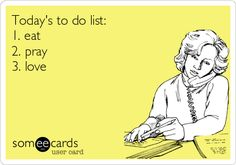 To do today