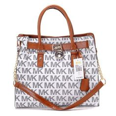 Want it. It can save 50% now on the site.Michael Kors Logo Large White Totes