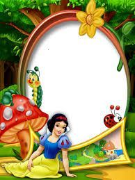 Snow White in the forest png photo frame :) – Paris Disneyland Pictures Happy Birthday Frame, Birthday Frames, Happy Birthday Pictures, Scrapbook Da Disney, Story Of Snow White, Disney Frames, Boarders And Frames, Page Borders Design, Snow White Birthday