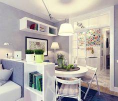 10Trucos para añadir espacio visual auna casa pequeña