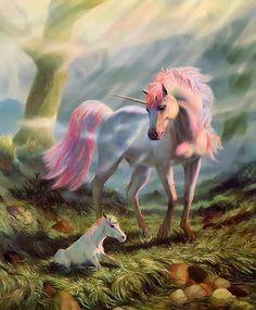 unicornio_bebe_Barry_Tinkler.jpg (564×682)
