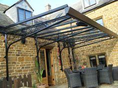 Verandas, Bespoke Glass Verandas, Glass Canopies, 123v |