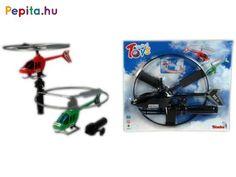 Lepd meg gyermeked ezzel a helikopterrel/repülővel amivel megízlelheti a repülés élményét. Gyerkőcöd biztosan élvezni fogja, hogy pilótává válhat és szabadjára engedheti kreativitását szórakozás közben.    Jellemzői:  - Berántós helikopter 2 féle (rendőrség, mentők) 25 cm hosszú  - Tedd a helikoptert a kilövőállásra és rántsd meg a madzagot amitől a helikopter felszáll    A játékok külön kaphatóak kérjük megjegyzésbe tüntesd fel melyik változatot szeretnéd! Vehicles, Vehicle, Tools