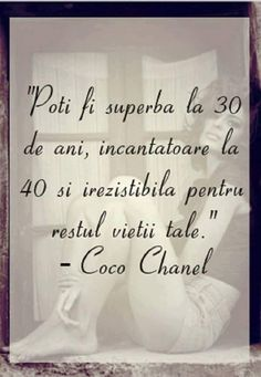 Mesaje frumoase despre femei - Irezistibila pentru restul vieţii tale! Best Quotes, Life Quotes, Star Of The Week, Motivational Quotes, Inspirational Quotes, Spiritual Life, Inspiring Quotes About Life, Science And Nature, Coco Chanel