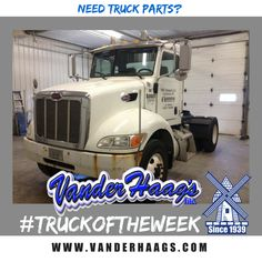 Vander Haag's, Inc. Truck Parts, Trucks, American, Twitter, Truck