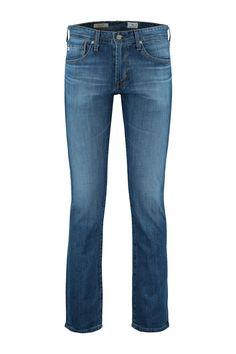 Deze Graduate jeans van Adriano Goldschmied is gemaakt van katoen met polyurethaan, hierdoor stretcht de jeans. Het is een slim straight fit en heeft een ritssluiting. De jeans is middenblauw en heeft een lichte wassing. The Matchbox Jeans 1131UNI 11 Adriano Goldschmied, Bell Bottoms, Bell Bottom Jeans, Pants, Fashion, Trouser Pants, Moda, Fashion Styles, Women's Pants