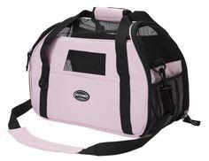 Pettom Outdoor Carrier for Pets Dog Cat Comfort Airlin Approved Travel Tote Soft-Side Bag >>> For more information, visit image link.