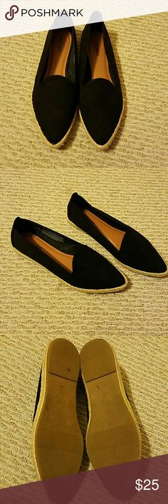 Used Old Navy Flats Black 9 Used Old Navy Flats Black 9 Old Navy Shoes Flats & Loafers