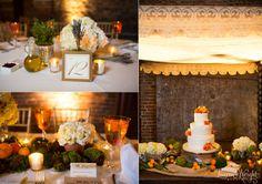 Tuscan wedding decor Italian wedding inspiration - Married! Adam & Lis : King Plow Arts Center » Atlanta Wedding Photographer Lauren Wright