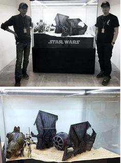 """MASTER SOLID's Star Wars Diorama """"Find Him"""": Photo Review, Info http://www.gunjap.net/site/?p=290735"""