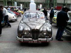 Jaguar. Tour Auto 2013 Paris.