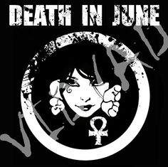 Death in June Fan made Shirt Limited time only Made to by VidVad, $25.00 #educatinggeeksfind #sandman