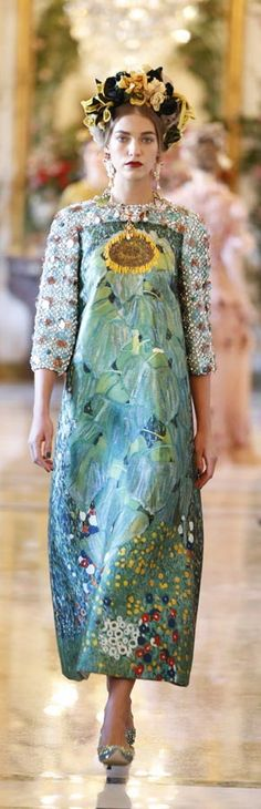 Dolce & Gabbana Couture S/S 2014