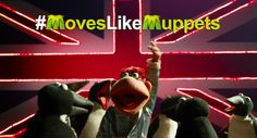 Moves Like Jagger, or Moves Like Muppets? Beeb-Log