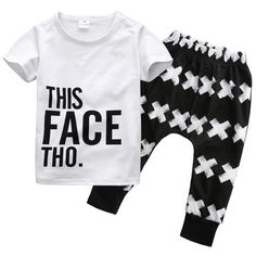 Silently found it 0-18 Months YES .. You Short Sleeves - Infant Baby Bodysuit Soft Rib Judging