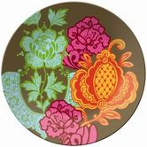 Part of my registry!!!  Love this collection!!!!  Tapestry Round Platter