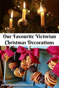 Victorian Christmas Decorations and Ideas · All Things Christmas