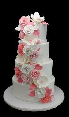 Butterfly Bakeshop - New York, NY Wedding Cake