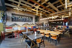 Nandos Crawley Gets a Fresh New Look