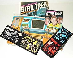 Star Trek Colorforms#Colorforms #Creativity