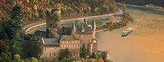 Rhine river cruise - a romantic delight