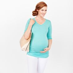 STITCH FIX--A styling service that delivers your favorite looks, chosen by your own personal stylist, right to your door. Order your first Fix today! Maternity Wear, Maternity Fashion, Maternity Styles, Maternity Clothing, Stitch Fix Maternity, Casual Outfits, Fashion Outfits, Runway Fashion, Women's Fashion