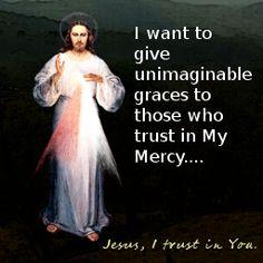 Divina Misericordia : nueva foto de Jesus con mensaje en ingles para ant...