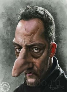 Funny Caricatures Of Famous People