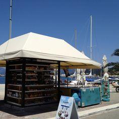#Greece Grèce #Kefallonia Sami #Periptero #Kiosk