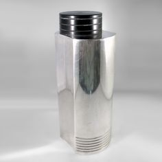 Arstrom Silverplate & Bakelite Cocktail Shaker