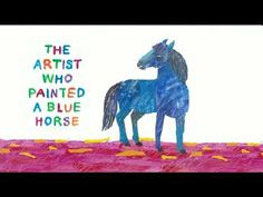 new book from Eric Carle--check the site for a video showing an interesting peek into his creative process