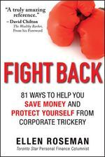 Ellen Roseman's :  Fight Back book