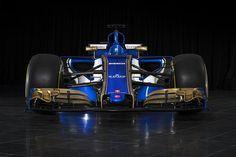A imagem da dianteira do novo C36 mostra um carro bem mais robusto (Foto: Sauber F1 Team))