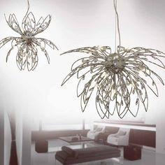Love this hanging pendant light