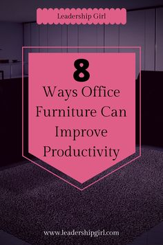 The link between quality office furniture and productivity is an interesting topic of study. Research shows that employees spend 15% more time in offices with windows than in windowless suites. It's also shown that having a screen around could raise productivity by up to 50%.