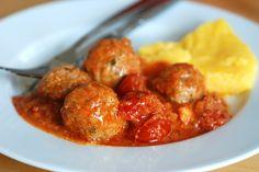 Yummy meatballs