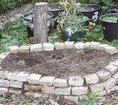Wir bauen uns ein Steinbeet