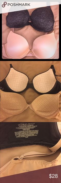 34D Victoria secret bra Lot Both are in GUC. Victoria's Secret Intimates & Sleepwear Bras