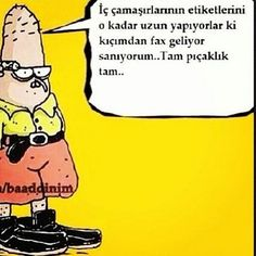 Tuba Ünsal Best Caps, Sweet Words, Just For Laughs, Bart Simpson, Good Times, Haha, Funny Pictures, Wattpad, Cartoon