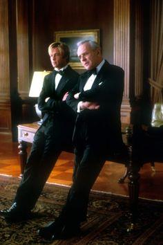 Meet Joe Black ~ Anthony Hopkins and Brad Pitt